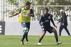 Corinthians Training - 29 August 2017