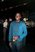 Daniel Kaluuya , Clybourne Park Press night. Opened at Wyndham's Theatre. Party afterwards at Mint Leaf, Haymarket, London. 8 February 2011.  -DO NOT ARCHIVE-© Copyright Photograph by Dafydd Jones. 248 Clapham Rd. London SW9 0PZ. Tel 0207 820 0771. www.dafjones.com.