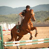English Horse Riding and Horse Jumping