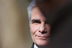 23.03.2015, Steigenberger Hotel, Krems, AUT, Bundesregierung, Regierungsklausur, im Bild Bundeskanzler Werner Faymann (SPÖ) // Federal Chancellor of Austria Werner Faymann (SPOe) during convention of the austrian government at Steigenberger hotel in Krems, Austria on 2015/03/23, EXPA Pictures © 2015, PhotoCredit: EXPA/ Michael Gruber