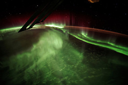 EARTH Aboard the International Space Station -- 13 Jul 2015 -- This image of the Aurora Borealis was captured by NASA astronaut Scott Kelly of Expedition 44 on the International Space Station --. EXPA Pictures © 2016, PhotoCredit: EXPA/ Photoshot/ Scott Kelly/Atlas Photo Archive/<br /><br />*****ATTENTION - for AUT, SLO, CRO, SRB, BIH, MAZ, SUI only*****