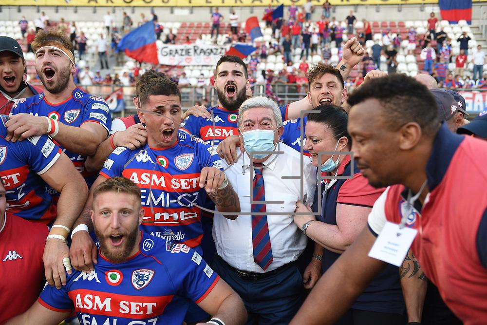 Padova 02/06/2021 Stadio Plebiscito <br /> Finale Top10 Petrarca Padova vs Rovigo