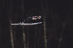 11.01.2019, Stadio del Salto, Predazzo, ITA, FIS Weltcup Skisprung, Val di Fiemme, Herren, Training, im Bild Ryoyu Kobayashi (JPN) // Ryoyu Kobayashi of Japan during the training jump of men's FIS Skijumping World Cup at the Stadio del Salto in Predazzo, Itali on 2019/01/11. EXPA Pictures © 2019, PhotoCredit: EXPA/ JFK