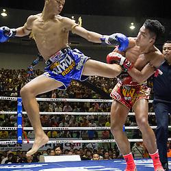 Muay Thai - Lumpinee Stadium - Birthday Show 2014