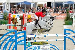 Said Abdel, (EGY), Eurocommerce Vigino<br /> Preis der LVM Versicherung<br /> Hagen - Horses and Dreams 2015<br /> 25/04/15