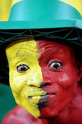 Soccer City Stadium, Johannesburg, RSA, FIFA WM 2010, Ghana (GHA) vs Germany (GER), im Bild Fans aus Ghana, Ghana supporters, Ghana tifosi, Features. EXPA Pictures © 2010, PhotoCredit: EXPA/ InsideFoto/ Giorgio Perottino +++ for AUT and SLO only +++ / SPORTIDA PHOTO AGENCY