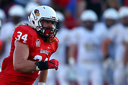 03 September 2016:  Brent Spack. NCAA FCS Football game between Valparaiso Crusaders and Illinois State Redbirds at Hancock Stadium in Normal IL (Photo by Alan Look)