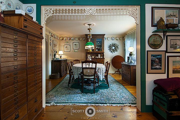 Brannon Bunker Inn, bread and breakfast lodging located at 349 Maine 129, Walpole, Maine 04573