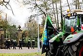 Boerenprotest  bij Huis ten Bosch
