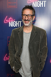 David Baddiel attending the LATE NIGHT Gala Screening at Picture House Central, London. Picture dated: Monday May 20, 2019. Photo credit should read: Isabel Infantes / EMPICS Entertainment.