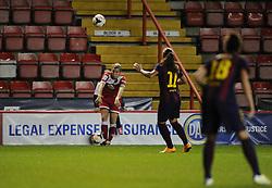 DAS  - Photo mandatory by-line: Joe Meredith/JMP - Mobile: 07966 386802 - 13/11/2014 - SPORT - Football - Bristol - Ashton Gate - Bristol Academy Womens FC v FC Barcelona - Women's Champions League