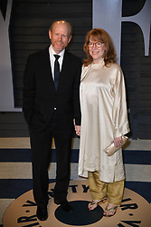 Ron Howard and Cheryl Howard attending the 2018 Vanity Fair Oscar Party hosted by Radhika Jones at Wallis Annenberg Center for the Performing Arts on March 4, 2018 in Beverly Hills, Los angeles, CA, USA. Photo by DN Photography/ABACAPRESS.COM