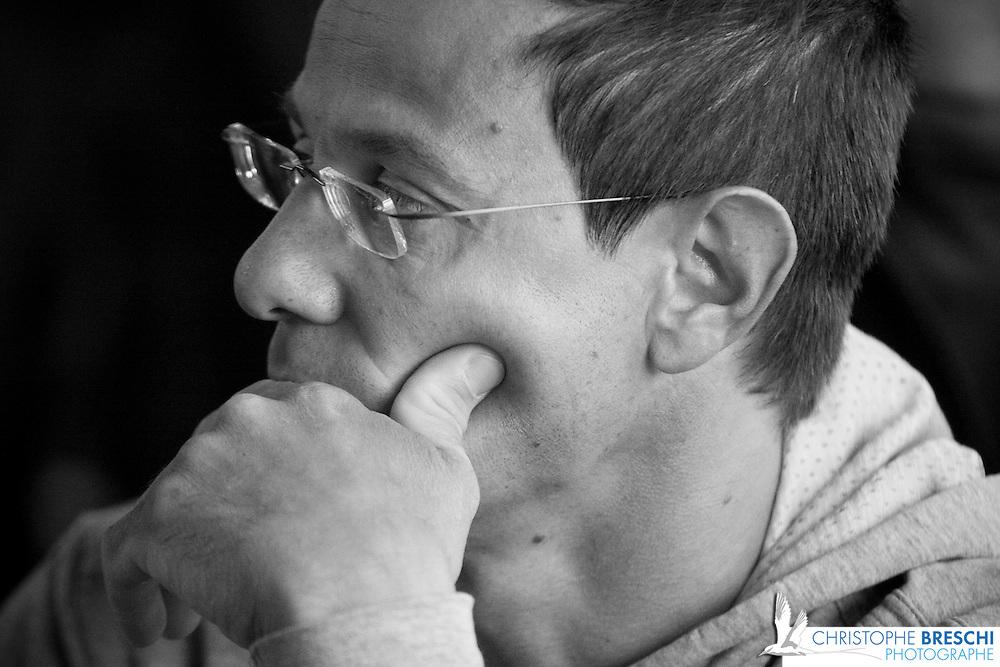 Mini fastnet 2011 à Douarnenez