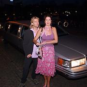 Uitreiking Cosmopolitan Style Award, Anthonie Kamerling en Isa Hoes