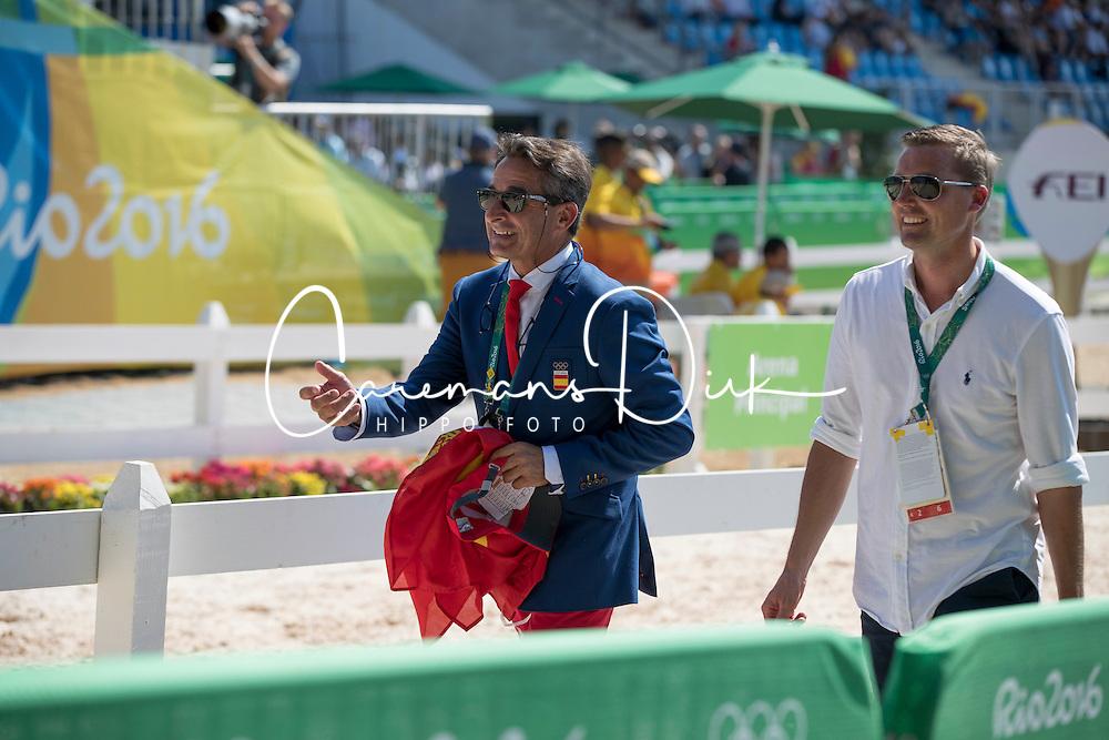 Lucio Perez Luis, ESP<br /> Olympic Games Rio 2016<br /> © Hippo Foto - Dirk Caremans<br /> 15/08/16