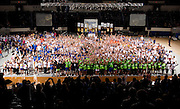 DanceBlue on the UK campus on Saturday February  19 2011 in Lexington, Ky. Photo by Mark Cornelison.