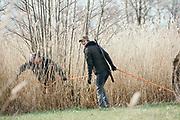 Modern Hunting Series - In Zusammenarbeit mit Jagdjournalistin Anna Lena Kaufmann<br /> <br /> Jägerin Anna Lena Kaufmann - Nutriajagd in den Vierlanden