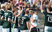 ROTTERDAM - Jeroen Hertzberger (R'dam)  bij de finale Rotterdam-Amsterdam van de ABN AMRO cup 2017 . COPYRIGHT KOEN SUYK