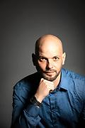 Portrait de Jean-Daniel Michon