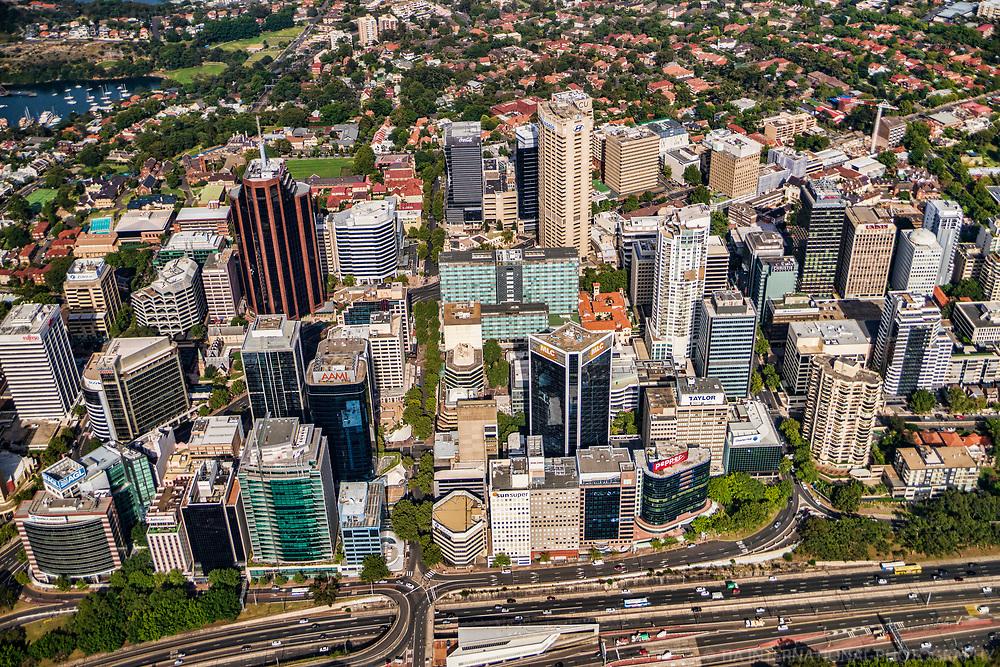 North Sydney City Centre