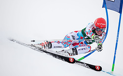 28.12.2014, Hohe Mut, Kühtai, AUT, FIS Ski Weltcup, Kühtai, Riesenslalom, Damen, 1. Durchgang, im Bild Anemone Marmottan (FRA) // Anemone Marmottan of France in action during 1st run of Ladies Giant Slalom of the Kuehtai FIS Ski Alpine World Cup at the Hohe Mut Course in Kuehtai, Austria on 2014/12/28. EXPA Pictures © 2014, PhotoCredit: EXPA/ JFK