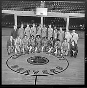 OSU Basketball. October 15, 1979.