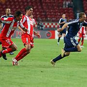 NLD/Amsterdam/20070802 - LG Amsterdams Tournament 2007, Ajax - Atletico Madrid, Dennis Rommedahl