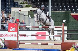 Whitaker John, GBR, Cassinis Chaplin<br /> CSI5* Jumping<br /> Royal Windsor Horse Show<br /> © Hippo Foto - Jon Stroud