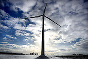 Windfarm Sheffield in the snow.Pictures by Shaun Fellows / Shine Pix Ltd.