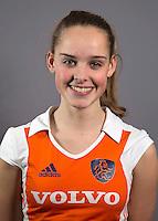 AMSTELVEEN - FAMKE RICHARDSON , Nederlands Meisjes B hockey. Foto KOEN SUYK