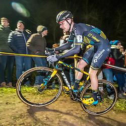 2019-12-29: Cycling: Superprestige: Diegem: Corne van Kessel