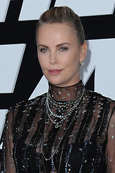 April 8, 2017 - New York, NY, USA - April 8, 2017  New York City..Charlize Theron attending 'The Fate Of The Furious' New York premiere at Radio City Music Hall on April 8, 2017 in New York City. (Credit Image: © Kristin Callahan/Ace Pictures via ZUMA Press)