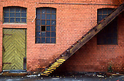 Backdoor to building, stairway, Oslo, Norway..Media Usage:.Subject photograph(s) are copyrighted Edward McCain. All rights are reserved except those specifically granted by McCain Photography in writing...McCain Photography.211 S 4th Avenue.Tucson, AZ 85701-2103.(520) 623-1998.mobile: (520) 990-0999.fax: (520) 623-1190.http://www.mccainphoto.com.edward@mccainphoto.com