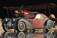 """The Bugatti 57-SC Atlantic is one of the models of the most legendary sports car of all time. It is also considered as the """"car to own"""" by many car lovers. TheBugatti 57-SC Atlantic was introduced in the year 1938 and used by the famous race car driver, Flavio Bertani. The Bugatti 57-SC Atlantic was designed for racing by putting an extremely small amount of engine in it. Although it had a very small engine capacity, the Bugatti 57-SC Atlantic was able to achieve very high speeds and has become one of the favorites of many drivers today. Even with its small engine size, the Atlantic was able to reach speeds of more than 120 mph, which is quite a feat in itself.<br /> <br /> When the Bugatti 57-SC Atlanticwas introduced in the year 1938, Bertani immediately put his efforts into improving the car and eventually made significant changes that made this model even more ideal for racing. He decided to remove the windscreen and add a stronger air damper. His intention was to improve the speed of the car without having to make significant changes in terms of the layout of the engine compartment. To ensure the Atlantic could carry the extra power required, Bertani fitted a much larger turbocharger.<br /> <br /> Today, the Bugatti 57-SC Atlantic has received a complete new paint job, made changes to the suspension, changed the tires slightly (tire size is different on this model), got some new chrome parts put onto it and even received a new set of springs and struts. When compared to the standard Bugatti model, the Atlantic has received significant improvements in every aspect. However, despite these improvements the car still breaks records left to right. This is perhaps the biggest reason why this sports car from Bugatti is always considered to be the most powerful and sophisticated sports car ever made. It can even be considered as the most beautiful sports car as well."""