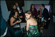 Sotheby's Frieze week party. New Bond St. London. 15 October 2014.