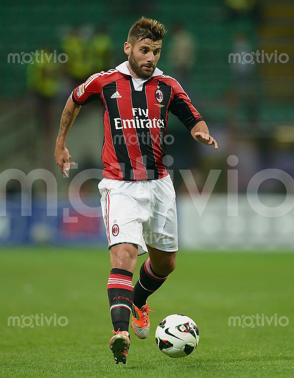 FUSSBALL INTERNATIONAL   SERIE A   SAISON 2012/2013    AC Mailand - Atalanta  15.09.2012 Nocerino Antonio (AC Mailand)