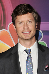 March 8, 2018 - New York, NY, USA - March 8, 2018  New York City..Anders Holm attending arrivals for the 2018 NBC NY Midseason Press Junket at Four Seasons Hotel on March 8, 2018 in New York City. (Credit Image: © Kristin Callahan/Ace Pictures via ZUMA Press)