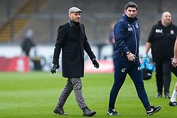 Bristol Rovers manager Paul Tisdale - Rogan/JMP - 30/11/2020 - FOOTBALL - Memorial Stadium - Bristol, England - Bristol Rovers v Darlington - FA Cup Second Round Proper.