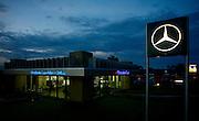 Uberlandia_MG, Brasil...Unidade Uberlandia Caminhoes e Onibus Grupo VDL Mercedes Benz , Minas Gerais...The unit in Uberlandia of trucks and bus, VDL group, Mercedes Benz, Minas Gerais...Foto: LEO DRUMOND / NITRO