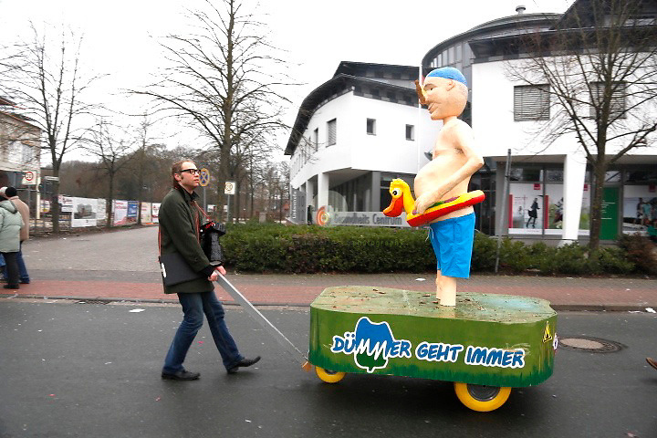 Martin Duemmer Carneval in Damme: 399. Session