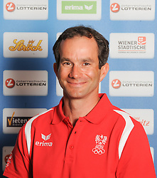 17.07.2016, Hotel Mariott, Wien, AUT, Olympia, Rio 2016, Einkleidung OeOC, im Bild Reichstaedter Florian (Segeln) // during the outfitting of the Austrian National Olympic Committee for Rio 2016 at the Hotel Mariott in Wien, Austria on 2016/07/17. EXPA Pictures © 2016, PhotoCredit: EXPA/ Erich Spiess