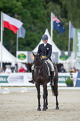 Lydia Hannon (GBR) & My Royal Touch - Dressage - CCI4* - Luhmuhlen 2016 - Salzhausen, Lower Saxony, Germany - 16 June 2016
