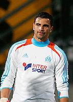 Gennaro BRACIGLIANO - 16.09.2012 - Nancy / Marseille - 5eme journee de Ligue 1<br /> Photo : Fred Marvaux / Icon Sport