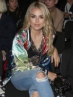 Tallia Storm, London Fashion Week SS17: Pam Hogg, Freemason's Hall, London UK, 16 September 2016, Photo by Brett D. Cove