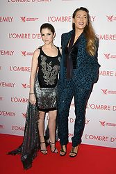 Anna Kendrick and Blake Lively attend the premiere for the film A Simple Favor (L'Ombre d'Emilie) held at UGC Normandie on September 18, 2018 in Paris, France. Photo Laurent Zabulon/ABACAPRESS.COM