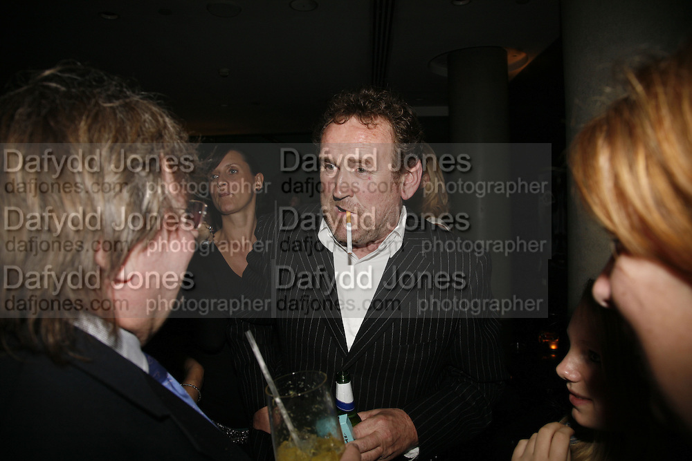 Colm Meaney, First night  for 'A Moon For the Misbegotten' at the Old Vic.  Party at Trafalgar. London. 27 September 2006. -DO NOT ARCHIVE-© Copyright Photograph by Dafydd Jones 66 Stockwell Park Rd. London SW9 0DA Tel 020 7733 0108 www.dafjones.com