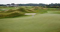 SPIJK - Hole 14 van The Dutch .   Golfbaan THE DUTCH, COPYRIGHT KOEN SUYK