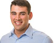 Anthony DiBenedetto poses for his business headshot in San Jose, California, on September 23, 2014. (Stan Olszewski/SOSKIphoto)