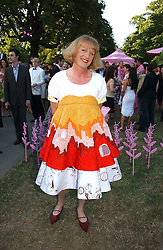 GRAYSON PERRY at the Serpentine Gallery Summer party sponsored by Yves Saint Laurent held at the Serpentine Gallery, Kensington Gardens, London W2 on 11th July 2006.<br /><br />NON EXCLUSIVE - WORLD RIGHTS
