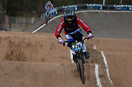 #238 (GAIAN Sean) USA at the 2014 UCI BMX Supercross World Cup in Santiago Del Estero, Argentina.
